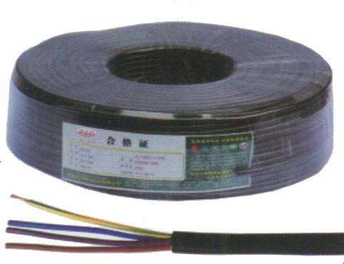 RVV聚氯乙烯绝缘护套软电线